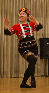 Performer from Joy Dancers